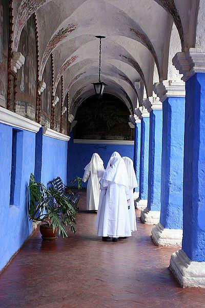 Santa Catalina vienuolynas 1