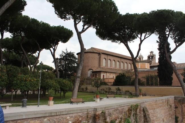 Santa Sabina bazilika
