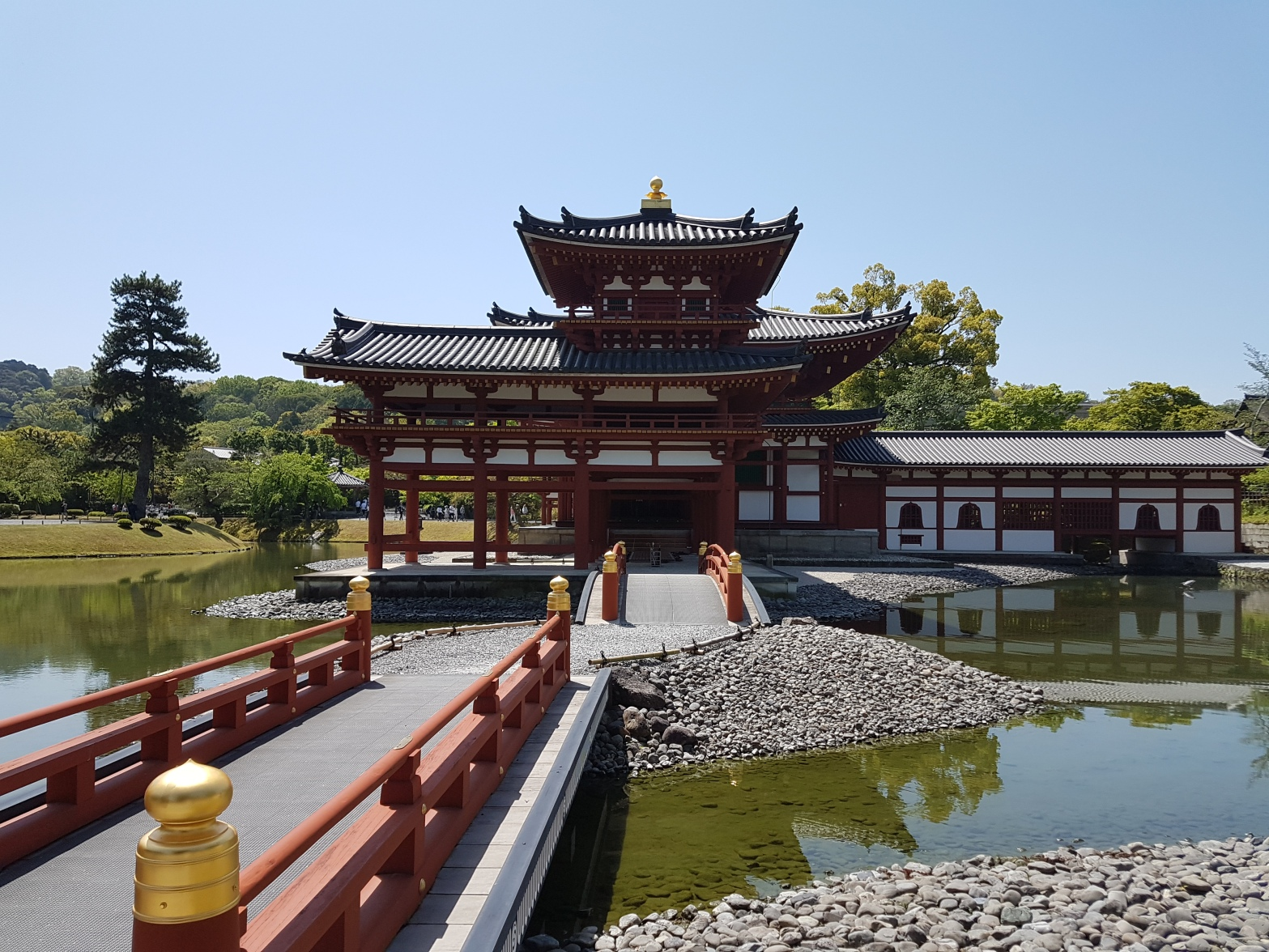 Japonija_Uji_Byodoin šventykla_Titulinis